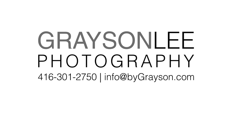 Toronto Wedding, Event & Portrait Photography | www.byGrayson.com